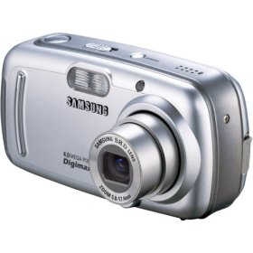 List of Samsung Digimax A400 user manuals, operating