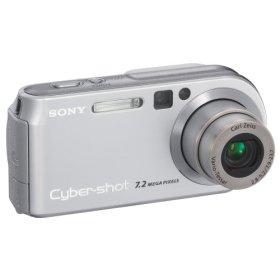 Sony launches new dsc-p200 7. 2 megapixel pocket digital camera.