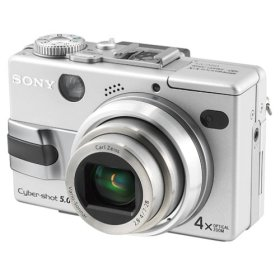 List of Sony Cyber-shot DSC-V1 user manuals, operating instructions